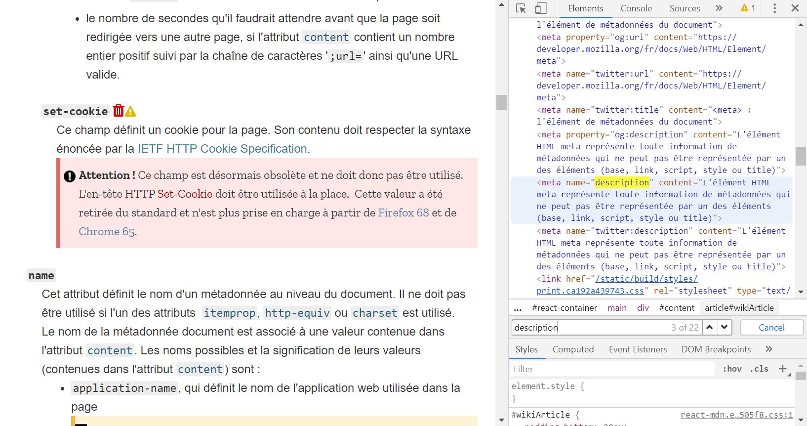 Balise-Meta-description-SEO-Code-source
